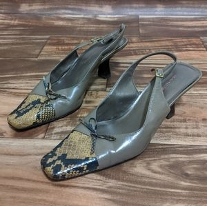 3for$20 Bandolino heels size 7